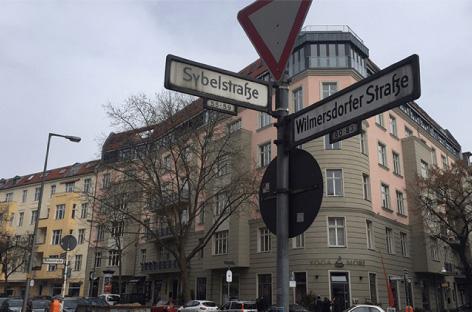 写真:ドイツ駐在事務所
